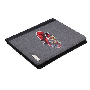 Berkley Accent Zipper Padfolio