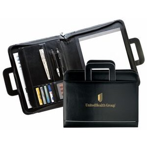 CEO Zip Zipper Portfolio w/Handles